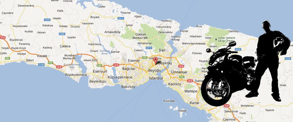 İstanbul'da Bikurye İle Her Yere Kurye